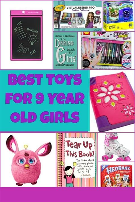 9 year old girls toy girls and gift