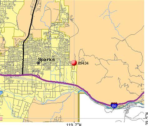 zip code map nevada 89434 zip code sparks nevada profile homes