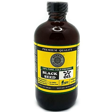 Review About Black Seed Detox by Black Seed Cold Pressed 100 Premium Quality