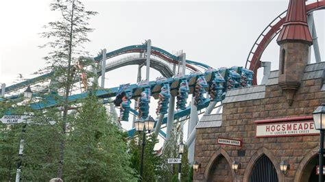 Roller Coaster Track Dinosaur everything we so far about universal s upcoming harry