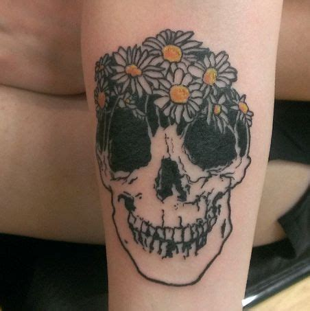 tiny tim s tattoo skull tattoos