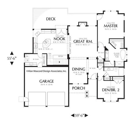 daylight basement plans basement plans house plans and craftsman style home plans