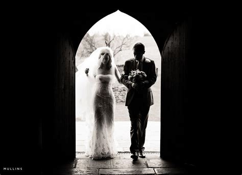 black and white wedding photography a note