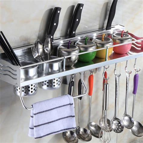 mensole in acciaio per cucina mensole cucina dieci idee originali per ordinare e