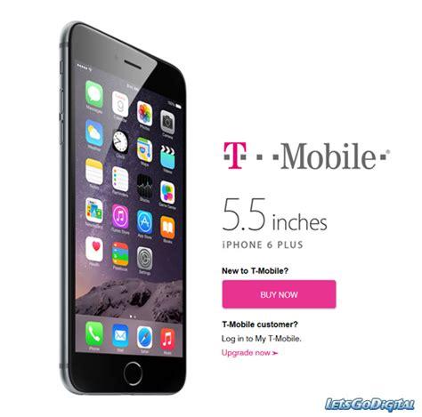 t iphone 6 plus t mobile iphone 6 plus letsgodigital