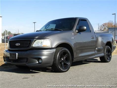 Ford Lightning Svt Supercharged by 2003 Ford F 150 Svt Lightning Supercharged Regular Cab