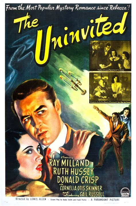 cover girl 1944 classic movie review peter s retro rewind the uninvited 1944