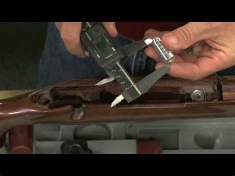 how to bed a rifle gunsmithing how to pillar bed a bolt action rifle
