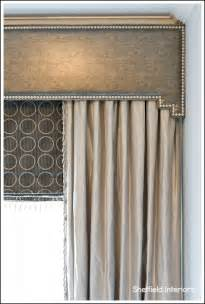 How To Make Cornice Boards Valances Window Treatment Ideas You Can Do