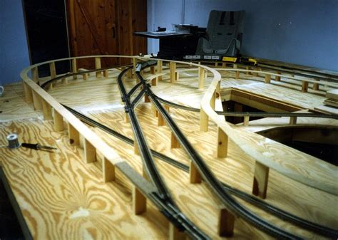 ho layout design and construction train toy