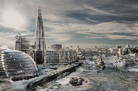 ice age r city a mini ice age is on its way and this is what the uk will
