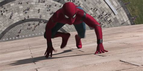 spider homecoming spider homecoming official trailer concept world