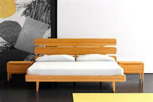 Bed Bedroom Sets Tentai Eco Friendly Platform Bed Haikudesigns