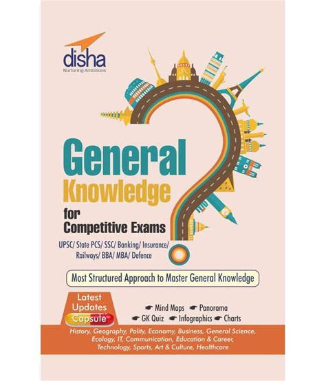Competitive Exams For Mba Hr by General Knowledge For Competitive Exams Upsc State Pcs