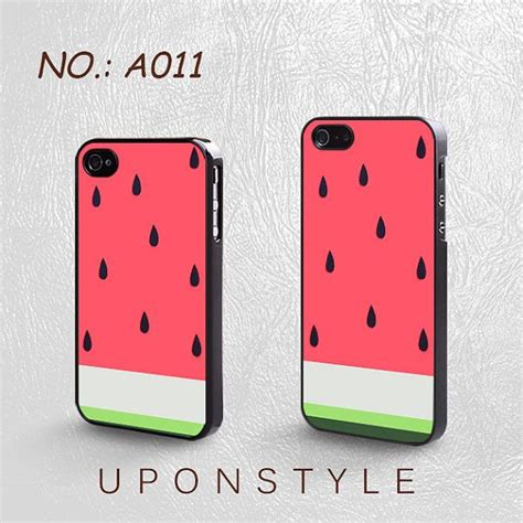 Iphone 4 4s Fruit iphone 4 4s iphone 5 watermelon fruit summer