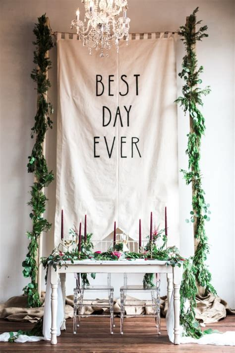 Best 25  Reception backdrop ideas on Pinterest   Ceremony