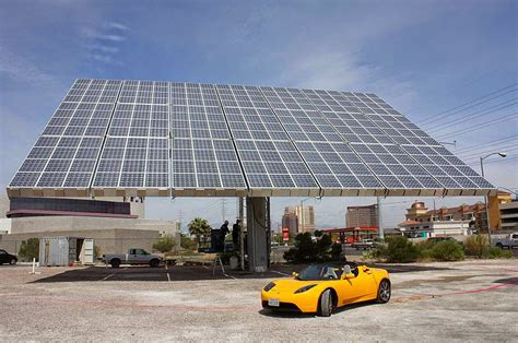 using solar power what will it cost to charge a tesla with solar panels