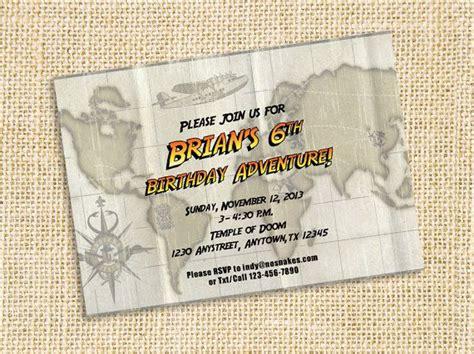 printable indiana jones birthday invitations best 25 indiana jones adventure ideas on pinterest