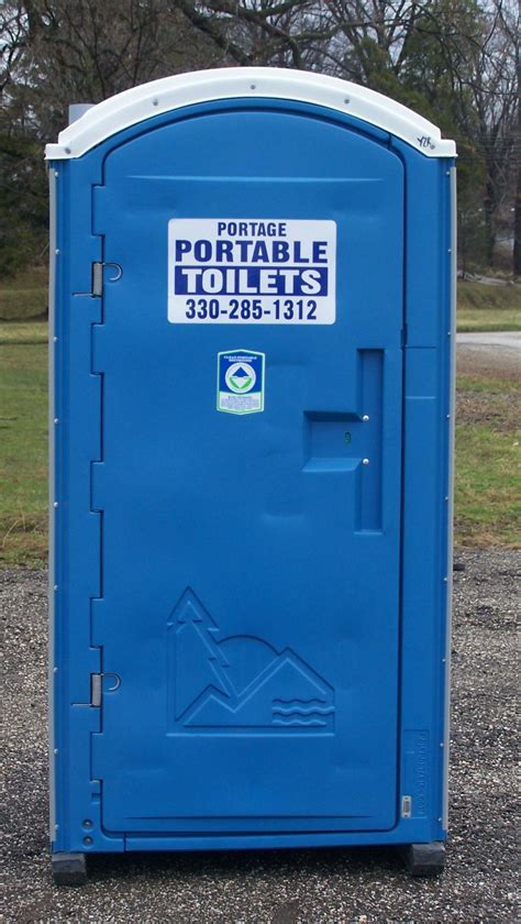 bathroom portable portage portable toilets inc services