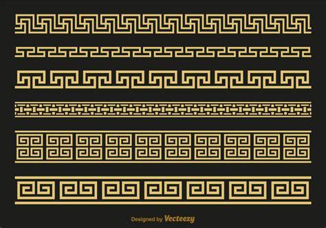 greek pattern brush versace greek key brushes vector download free vector