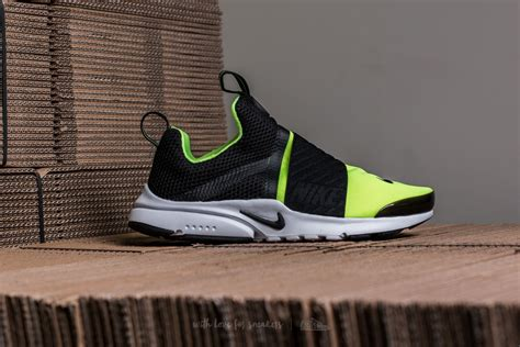Sepatu Sneakers Nike Air Presto Gs Black Green Grade Original 39 44 nike air presto black price nhs gateshead