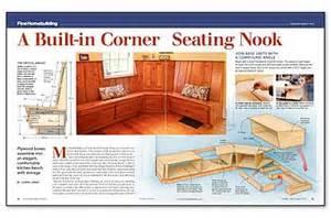 superior Built In Bench Seating For Kitchen #2: breakfast-nook-bench-plans-3.jpg