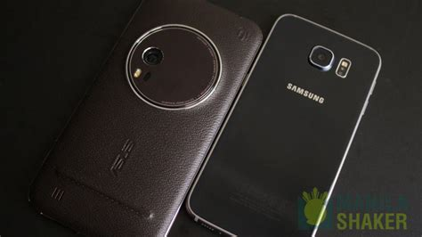Samsung S6 Zoom asus zenfone zoom vs galaxy s6 ultimate review