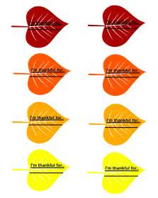 Things To Be Thankful For On Thanksgiving For Kids Family Thankful Tree With Free Printable Leaves