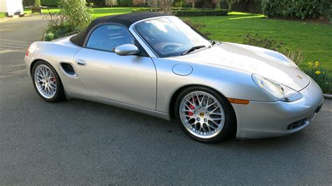 Porsche Boxter For Sale by Used 2001 Porsche Boxster S For Sale In West Midlands