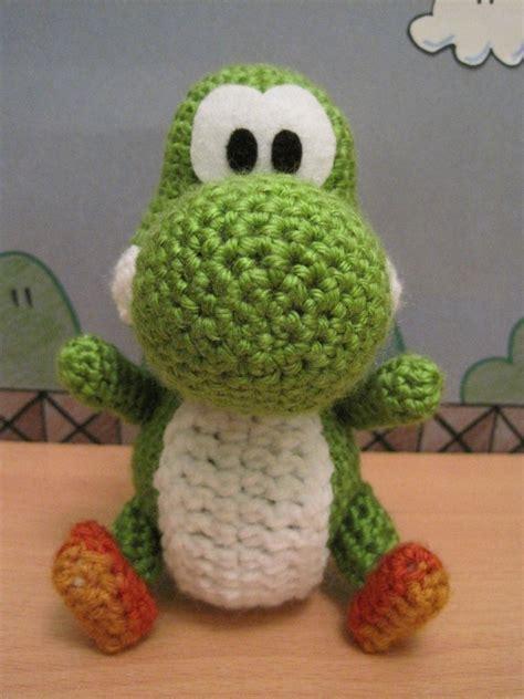 crochet pattern yoshi yoshi amigurumi buscar con google proyectos que