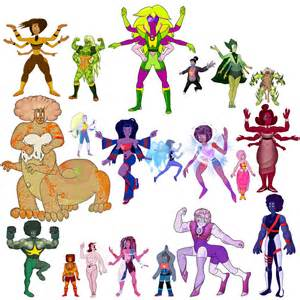 steven universe fusions 5 by cyberneticcupcake