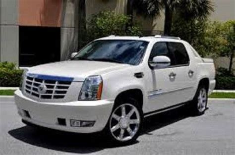 transmission control 2008 cadillac escalade ext on board diagnostic system find used 2008 cadillac escalade ext in rentz georgia united states for us 27 500 00