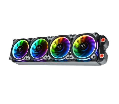 Sale Thermaltake Riing Plus 12 Rgb Tt Premium Edition riing plus 12 led rgb radiator fan tt premium edition 3 fan pack ttpremium au