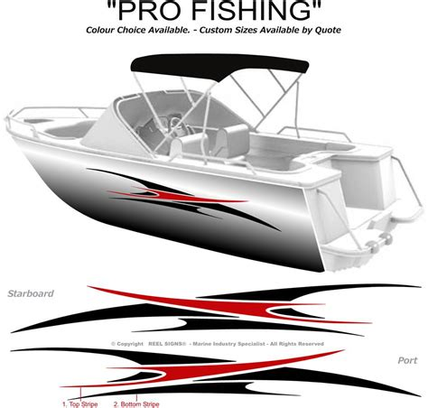model boat graphics boat graphics kit pro fishing boat graphic kits by