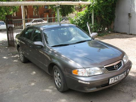 all car manuals free 1984 mazda 626 electronic toll collection 2002 mazda 626 photos 2 0 gasoline ff automatic for sale
