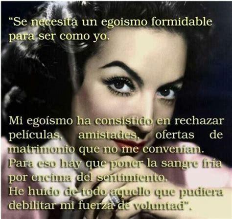 imagenes mujeres inteligentes egoismo mar 237 a f 233 lix diva mexicana frases de la vida