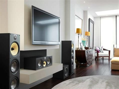 living room sound system hifi audio interior design