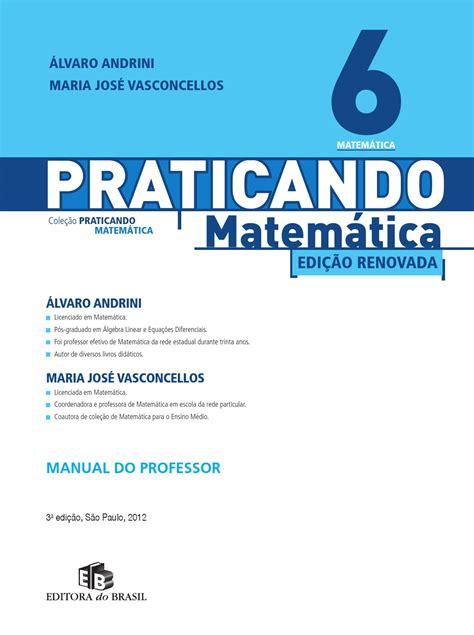 pdf libro de texto au coeur des saveurs descargar praticando matematica 6ano by ronaldo cardoso issuu