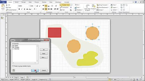 visio layer visio 2010 layers tutorial advanced i tips