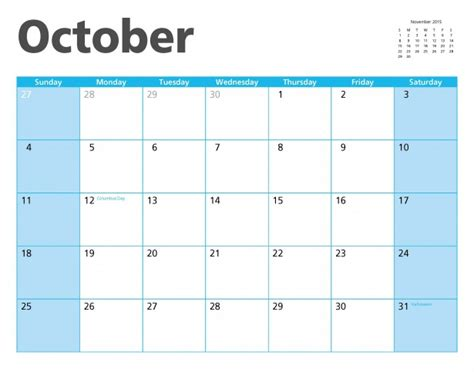 october  calendar page  stock photo public domain pictures