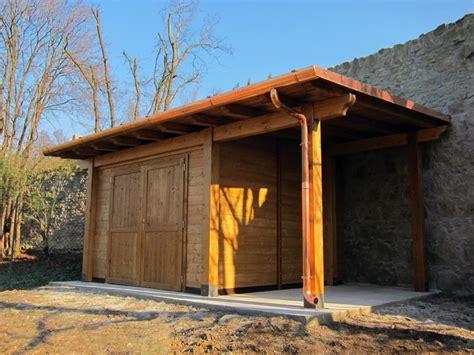 casetta per giardino in legno casetta in legno monofalda c1202