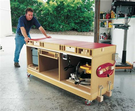 ultimate woodworking bench you to try this ultimate tool stand diy workbench