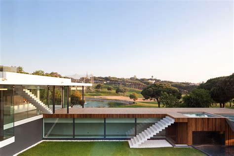 11 unique airbnbs in portugal modern home with a unique suspended pool in portugal
