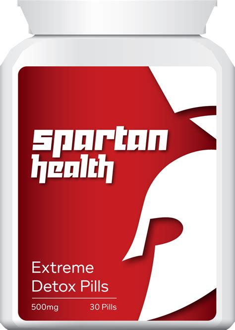 How Does It Take For Detox Pills To Work by Spartan Health Detox Pills Tablets Cleanse Anti Toxin