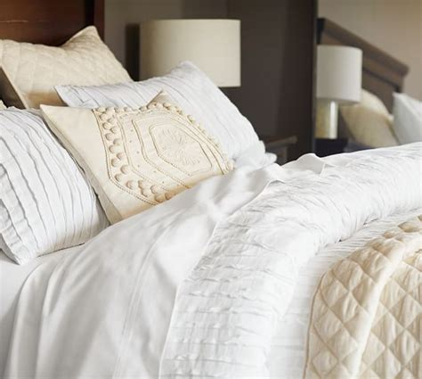 Pottery Barn Covers by Camille Duvet Cover Sham Pottery Barn