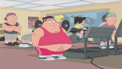 seth macfarlane workout be patient and nurture your health you can be a fitness