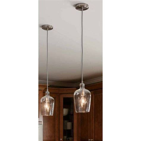 small pendant lights for kitchen 15 inspirations of lowes mini pendants