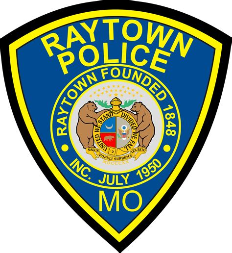 design a logo patch raytown police looking for graphic designer to design new