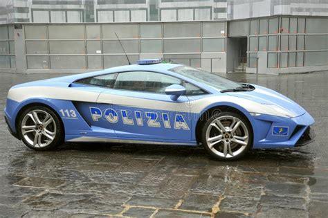 volante lamborghini volante della polizia di lusso di lamborghini a firenze