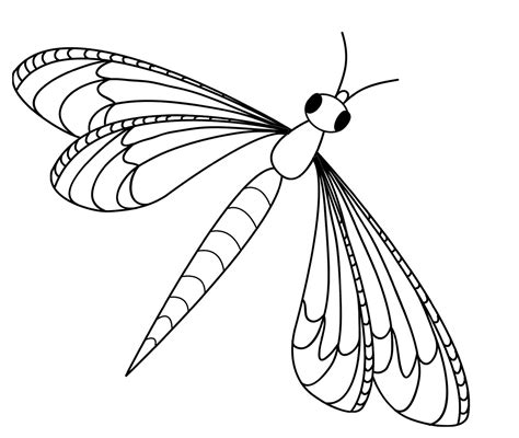 Printable Dragonfly Coloring Pages Coloring Me Dragonfly Colouring Pages